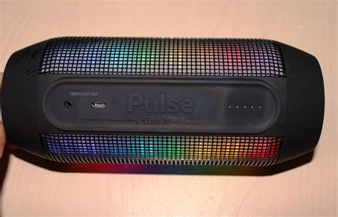Jbl Pulse Speaker jbl pulse portable bluetooth speaker review hearthetruth