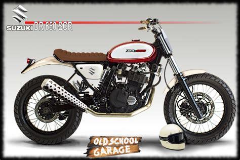Suzuki Motorrad Dr650 by Suzuki Dr 650 Scramblers Motorr 228 Der