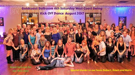 west coast swing calendar goldcoast ballroom west coast swing 4th saturday dance
