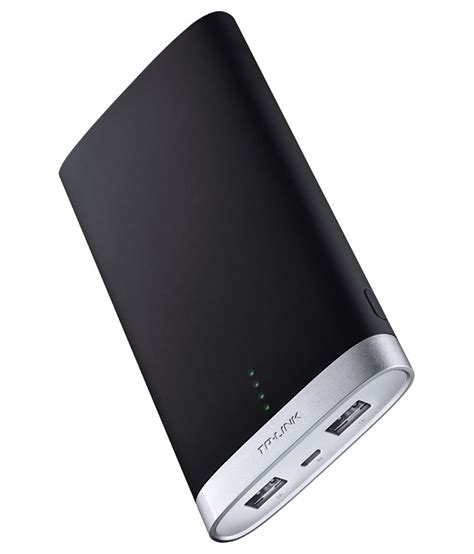 Power Bank Tp Link tp link pb 50 10000mah power bank with dual usb ports black power banks at low prices