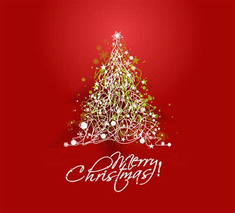 20 arboles de navidad en vectores