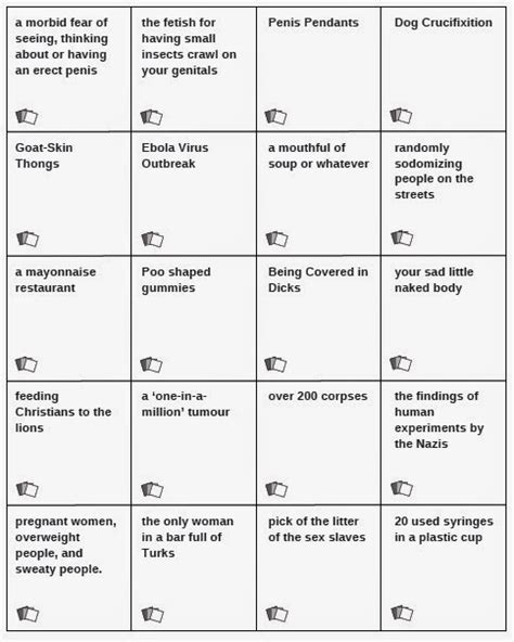 cards against humanity openoffice template expand your cards unofficial cards against humanity