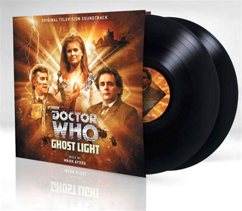 Doctor Who Ghost Light by Doctor Who Ghost Light Vinyl Soundtrack By Ayres
