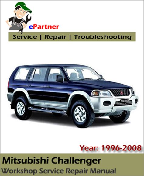 service manual 2002 mitsubishi challenger saturn car repair manual service manual car engine