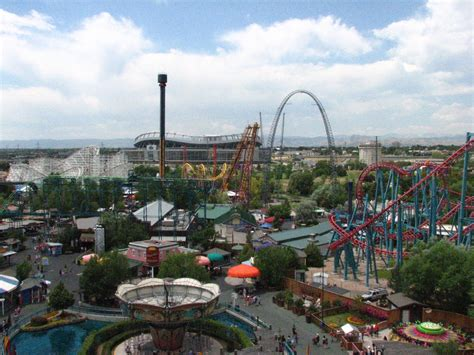 Elitch Gardens Theme Park by Amusement Park Denver Elitch Gardens Images