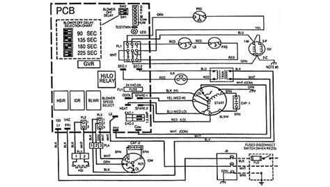 wiring diagram for gas furnace basic gas furnace wiring diagram efcaviation