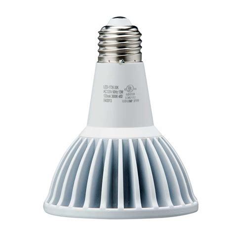 Led Light Bulb Brands Light Efficient Design Led 1736 50k B Bulb Par30 13w 75w Replacement Great Brands Outlet
