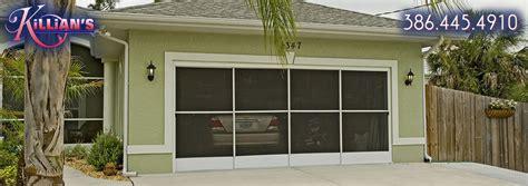 Florida Garage Door Garage Doors Florida Garage Screen Doors Aluma Tec Remodeling Ocala Florida Garage Door