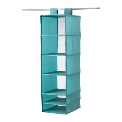 ikea skubb skubb organizer with 6 compartments light blue ikea