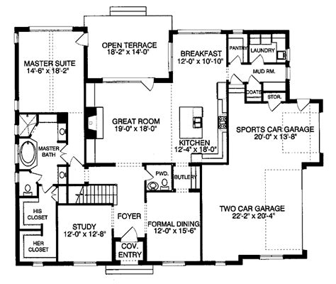english cottage floor plans 301 moved permanently