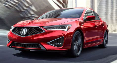 2019 Honda Acura by 2019 Acura Ilx Arrives With A Prettier Beakless