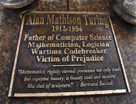 Alan Turing: An Enigma   Chicago Public Library