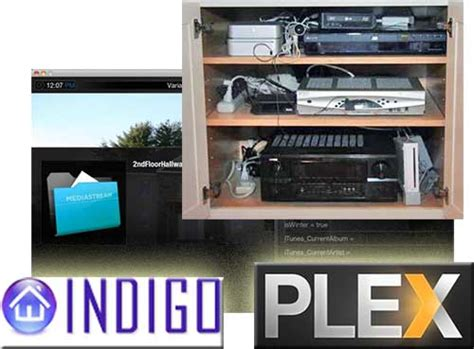 mac home automation on your tv with indigo and plex