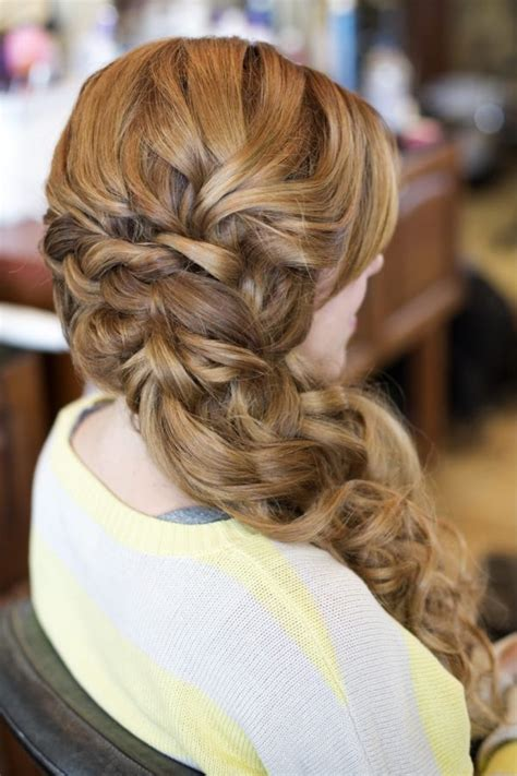 evening hairstyles braids 16 cute and modern prom hairstyles be modish