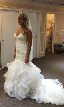 Mori Lee Marguerit/8172 Wedding Dress   New (Un Altered