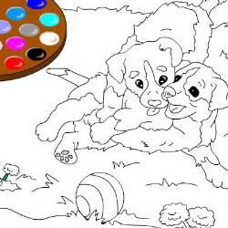 coloring games kids 51 color games preschoole pictures pin