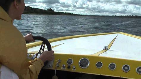 1973 tahiti jet boat jet boat tahiti 18 1974 olds 455 part 3 youtube
