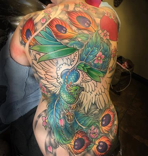 phoenix tattoo designs meanings mysterious