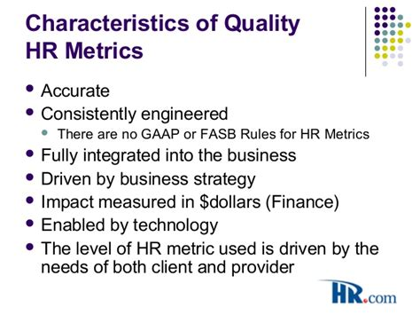 Kpi And Other Mba Language by Buckley Hr Metrics 2011 Dec 12