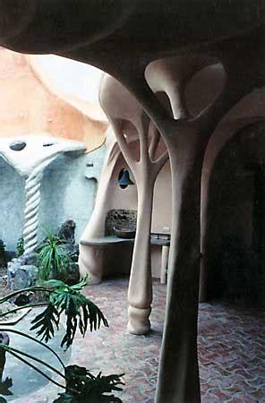 art nouveau house flyingconcrete