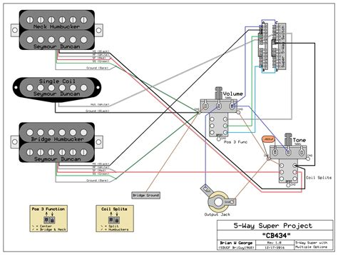 5 way switch wiring diagram stratocaster with free