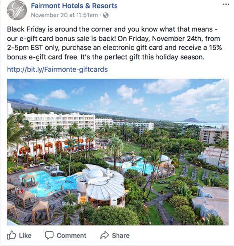 Fairmont Hotel Gift Card - fairmont hotels 15 bonus points miles martinis