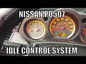 P0507 Nissan Altima Vote No On 2006 Nissan Altima Idle Problem