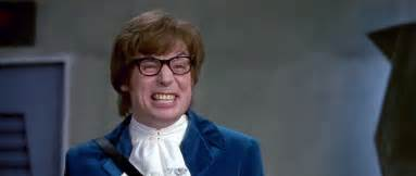 Mike myers as austin powers in austin powers international man of