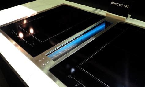 36 inch induction cooktop with downdraft jenn air to debut downdraft induction cooktop