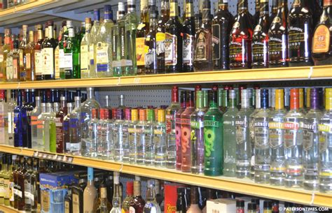 Does Liquor A Shelf by Paterson Returning 230 000 To Liquor Businesses