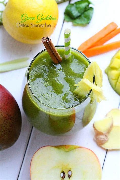 Kale Banana Detox Smoothie by Kale Banana Juice Green Goddess