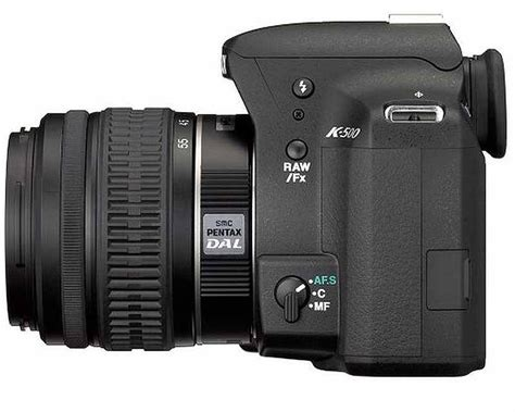 Kamera Pentax K500 pentax k 50 k 500 wasserfeste dslr mit hd
