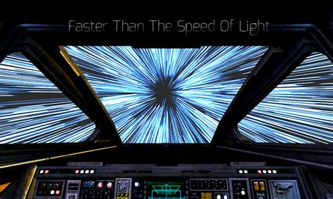 why can t anything go faster than the speed of light