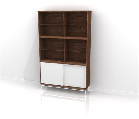 white modular bookcase modular bookcases skovby wharfside scandinavian furniture