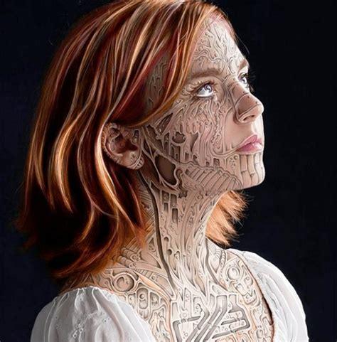 tutorial vector portrait photoshop creative photo manipulation 20 3 pic on design you trust
