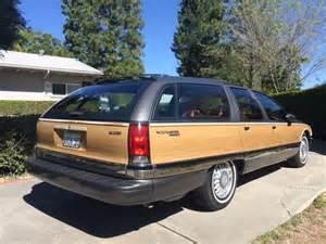 Buick Roadmaster Wagon 1991 Buick Roadmaster Estate Wagon Wagon 4 Door 5 0l For