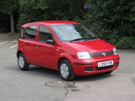 used fiat panda 2009 petrol manual for sale in epsom uk