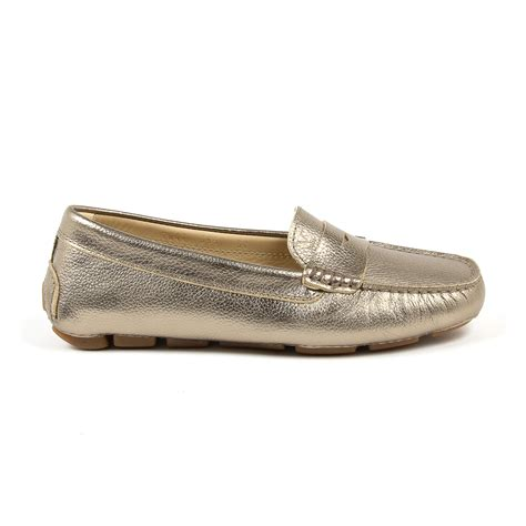 womens loafers v 1969 italia womens loafer gold amalfi buy2bee