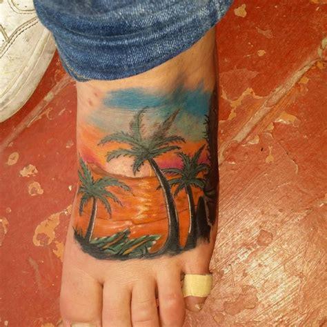 21 beach tattoo designs ideas design trends premium