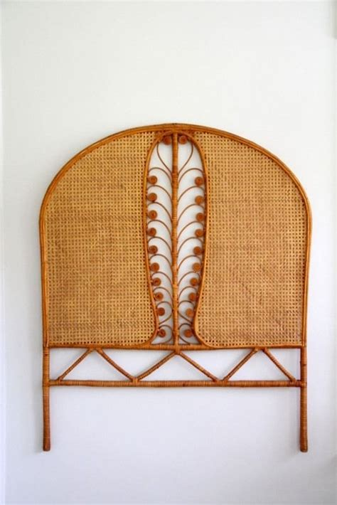 rattan twin bed headboards the 25 best rattan headboard ideas on pinterest vintage