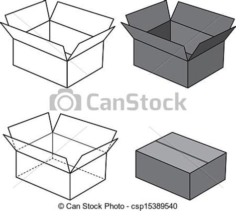 when i doodle i draw boxes eps vector of box vector image of boxes vector outline