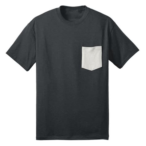 t shirt template with pocket standard fit pocket mockup the mock shop