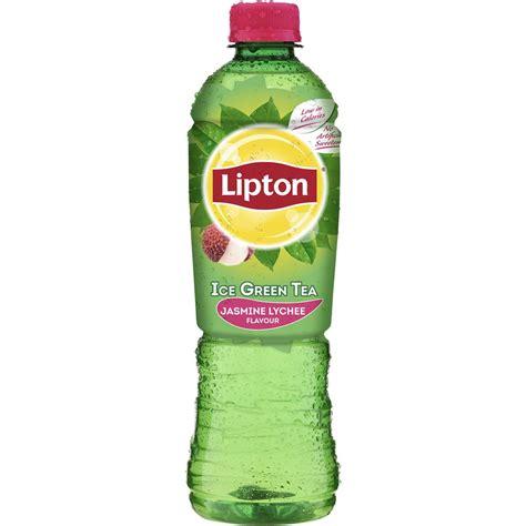 Teh Lipton Green Tea lipton green tea lychee flavour 500ml woolworths