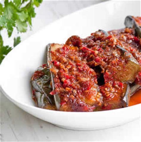 cara pembuatan nasi uduk ungu resep sambal terong goreng resep masakan 4