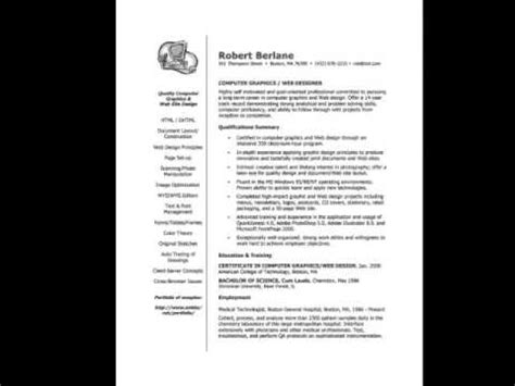 free resume sles and templates how to write a resume