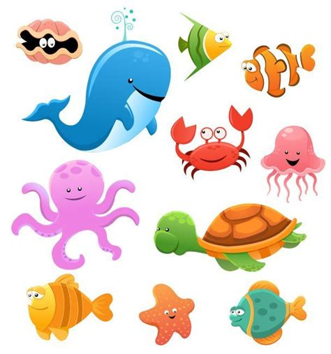 imagenes animales de mar http animales dibujos net animales marinos aqu 237