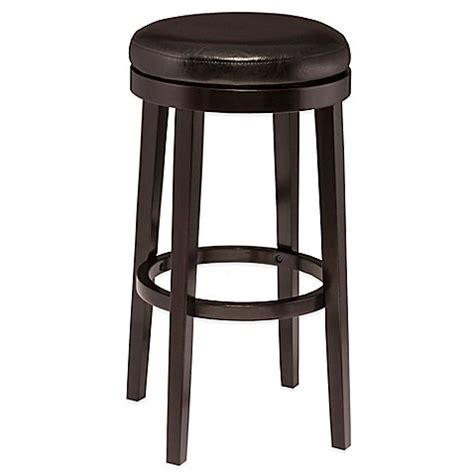 24 inch backless bar stools buy ellery 24 5 inch backless counter stool from bed bath