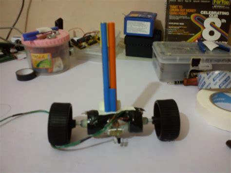 Membuat Robot Balancing | cara membuat robot balancing robot keseimbangan