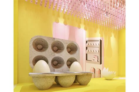 Interactive Egg Themed Museums The Egg House