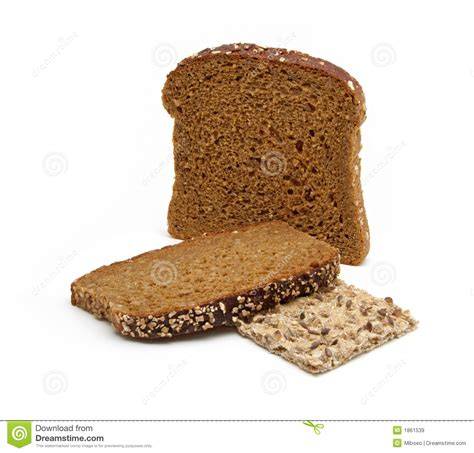 5 different whole grains whole grain bread royalty free stock images image 1861539